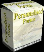 """Personalized Poems-- """"Create Personalized Poems for everyone you know"""""""