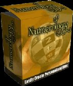 """Numerology-- """"Personalized Numerology Prints"""""""