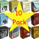 "Gold Pack of Software-- ""A great value Bundle, get all 10 titles for 1 super price!"""