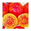 Pineapple bi-color tomato seeds, heirloom