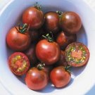 Brown Berry heirloom cherry  tomato seeds