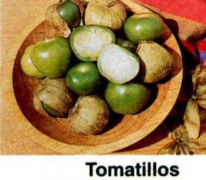 Toma Verde tomatillo tomato seeds