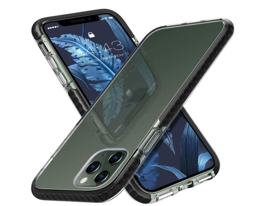 Shockproof Bumper Protective Back Cover For Apple iPhone 11 Pro (5.8)