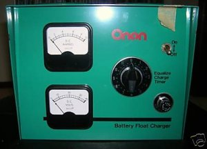 Onan Battery Float Charger 305-0706-01