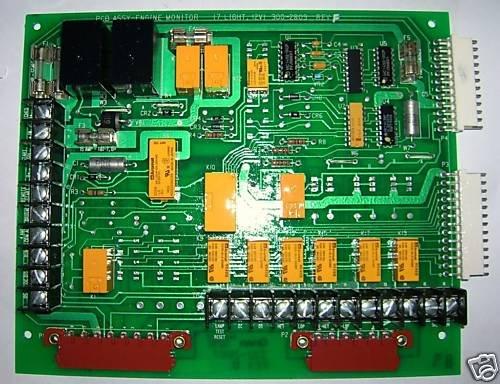 Onan PCB Engine Monitor 12V 300-2809