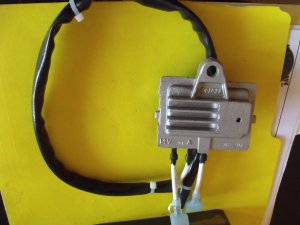 Onan 191-2227 (191-1748, 191-2208) Voltage Regulator JD420, P series P220, P218, P216  NEW!