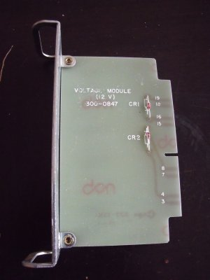 Onan 300-0847 Voltage Module, 12v, for AT Switches