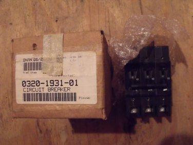 Onan 320-1931-01 Circuit Breaker, 3 Pole, 10A  NEW