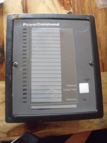 Onan 300-5929-02 Annunciator for PCC Networks