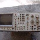 Hewlett Packard 3582A Spectrum Analyzer