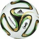 ADIDAS BRAZUCA FINAL RIO SOCCER MATCH BALL - FIFA WORLD CUP 2014