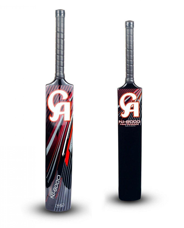CRICKET soft ball BAT CA NJ-8000 Fiber Composite tennis ball bat - Light Weight Cricket bat