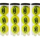 CA Plus 20 k tennis balls - tape balls - Soft balls - Cricket Balls - Practice Ball - Pack Of  6