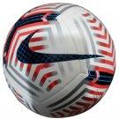 Nike New Football Premier League EPL Strike New Soccer Ball White Size 5 Sportswear Football