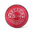 CA Leather Cricket Hard Ball ATTACK Cricket Ball Ideal For Beginers pack of 6 Pink Hard Ball