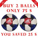 Sale Buy 2 ADIDAS MLS- NATIVO QUESTRA 2019 SOCCER MATCH BALL 5