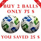 Sale Buy 2 ADIDAS NATIVO XXV MLS CHAMPION LEAGUE SOCCER MATCH BALL 5