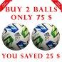 Sale Buy 2 ADIDAS NATIVO XXV MLS CHAMPION LEAGUE SOCCER MATCH BALL 5