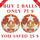 Sale Buy 2 Adidas Final Madrid 2019 UEFA Champions League SOCCER MATCH BALL 5