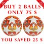 Sale Buy 2 Adidas Final Madrid 2019 UEFA Champions League SOCCER MATCH BALL 5