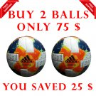 Sale Buy 2 Adidas Conext 19 Women's World Cup SOCCER MATCH BALL 5
