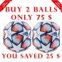 Sale Buy 2 Adidas champions league finale 2020-21 SOCCER MATCH BALL 5