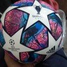 Adidas Soccer Final Istanbul 20 UEFA Champions League SOCCER Match Ball SZ 5 Free shipping