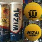 Wizal Tennis Cricket Balls - Tennis balls - Soft balls Tape Ball Pack Of 12