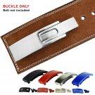 Lever Buckle for Weight Lifting, Powerlifting Lever Belts RED BLUE BLACK SILVER