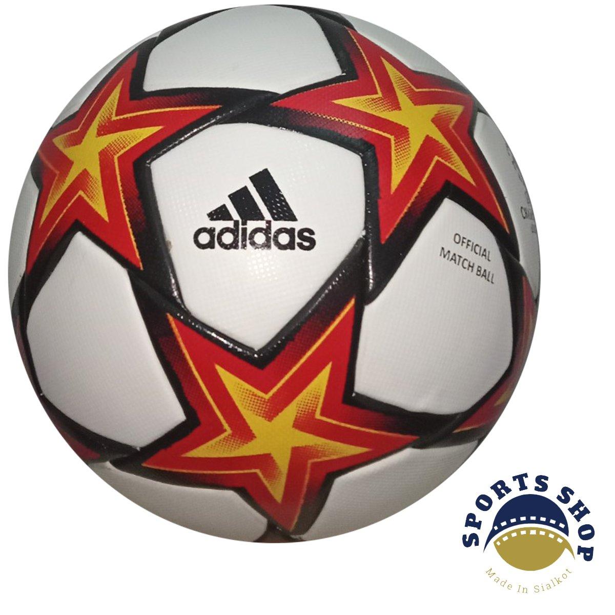 Adidas Football UCL Pro Pyrostorm Ball CHAMPIONS LEAGUE SOCCER MATCH BALL Size 5 Free Shipping