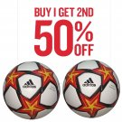 Adidas UCL Pro Pyrostorm CHAMPIONS LEAGUE SOCCER BALL SZ 5 BUY 1 GET 2ND 50% OFF