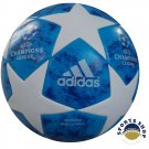 ADIDAS UEFA CHAMPIONS LEAGUE 2018-19 SOCCER MATCH BALL BLUE COLOUR SIZE 5 Free Shipping