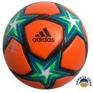 Adidas Football Champions League Pyrostorm Winter Soccer Ball size 5 Free Shipping