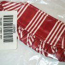 Retired Longaberger Parsley Berry Red Stripe Liner