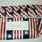 Retired Longaberger All American Bread Basket Liner