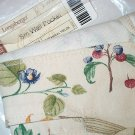 Retired Botanical Fields Small Wall Pocket Liner