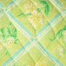 Vera Bradley 5 Yards Retired Citrus Floral Fabric