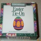 Retired Longaberger 1995 Easter Egg Tie On