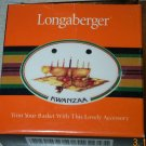 Longaberger Kwanzaa Tie On In Box