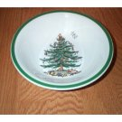 "Spode Christmas Tree 8"" Cereal Snack Serving Bowl"