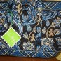 Vera Bradley New Windsor Navy Toggle Tote