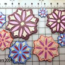 Hand made flowers for scrapbooking SB-F-0004