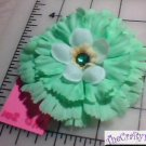 Hair Accessory, Neon Hair Flower Clip  HD-0201