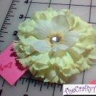 Hair Accessory, Neon Hair Flower Clip  HD-0204