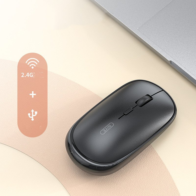Wireless Stylish rechargeable mouse