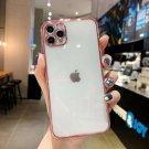 Transparent anti scratch case for iPhone XR