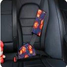KEEPTOP  lion carton car child seat belt protector pads