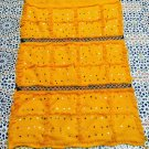 yellow handmade vintage morrocan weeding blanket handira bed spreads bed cover sofa sets
