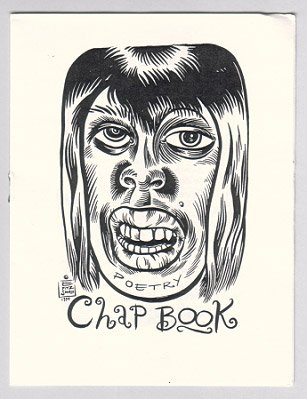 POETRY CHAPBOOK zine mini-comic E FITZ SMITH 1994 comix