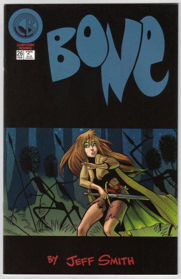 BONE #26 Jeff Smith 1998 Cartoon Books